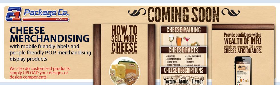 Cheese Merchandising