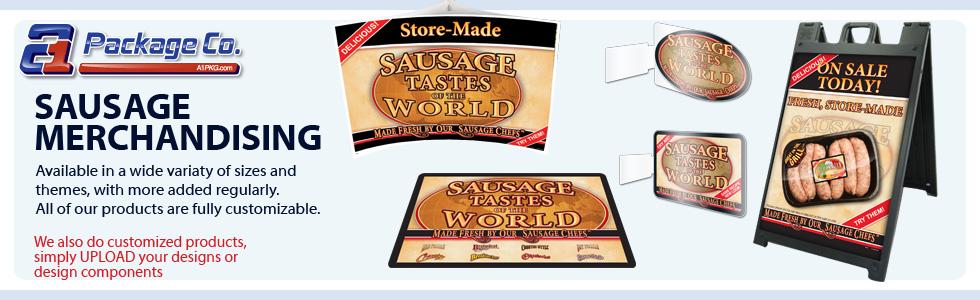POP Merchandising Products
