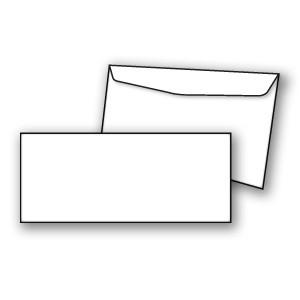 Confidential No Window Envelope - Copyright - A1PKG.com SKU - 00497