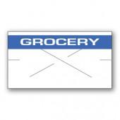 Garvey 1812 Labels GROCERY- A1PKG.com SKU # 2212-05920