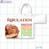 Rouladen Merchandising Rectangle Shelf Dangler - Copyright - A1PKG.com - 26562