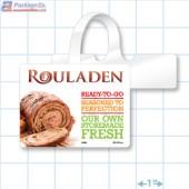 Rouladen Merchandising Rectangle Shelf Dangler - Copyright - A1PKG.com - 26562