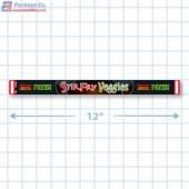 Stir Fry Safe-T-Seal Full Color Merchandising Label Copyright A1PKG.com - 72002