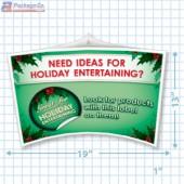 Great For Holiday Entertaining Merchandising Mobile - Copyright 2014 - A1Pkg.com - SKU 90337
