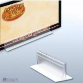 """Card Holder- 3"""" w/adhesive A1PKG.com SKU MI-3P"""