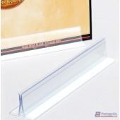 """Card Holder- 6"""" w/adhesive A1PKG.com SKU MI-6P"""