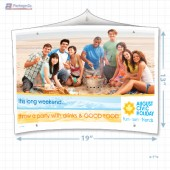 Civic Holiday Merchandising Mobile Copyright A1pkg.com SKU 90111