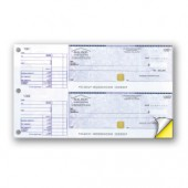 Hologram Standard Background- General Manual Expense Cheque - Copyright - A1PKG.com SKU - 00298