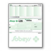 Custom Background Pantograph Cheque- MIddle Cheque - Copyright - A1PKG.com SKU - 00195
