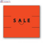 Sale Avery Dennison 216 and Sato PB-2 Labeler Compatible Label a1pkg.com SKU- 1816-02000