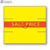 Sale Price Avery Dennison 216 and Sato PB-2 Labeler Compatible Label a1pkg.com SKU- 1816-01000