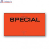 Special Avery Dennison 105, 106, 107, Sato PB-1 and Impressa 1810 Labeler Compatible Label a1pkg.com SKU- 1810-50000